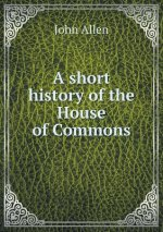 Short History of the House of Commons