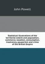 Statistical Illustrations of the Territorial Extent and Population, Commerce, Taxation, Consumption, Insolvency, Pauperism and Crime of the British Em
