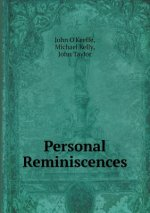 Personal Reminiscences