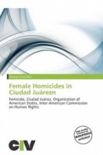 Female Homicides in Ciudad Ju Rezn