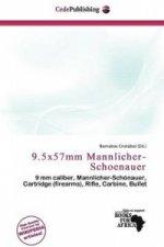 9.5x57mm Mannlicher-Schoenauer
