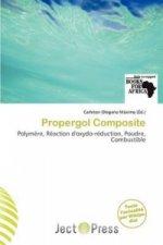 Propergol Composite