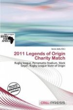 2011 Legends of Origin Charity Match