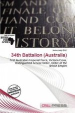 34th Battalion (Australia)