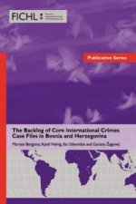 Backlog of Core International Crimes Case Files in Bosnia and Herzegovina