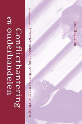 Conflicthantering En Onderhandelen