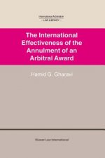 International Effectiveness of the Annulment of an Arbitral Award