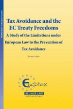 Tax Avoidance and the EC Treaty Freedoms