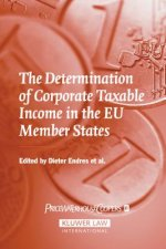 Determination of Corporate Taxable Income in the EU Member States