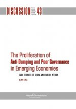Proliferation of Anti-Dumping and Poor Governance in Emerging Economies