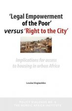 'Legal Empowerment of the Poor' Versus 'Right to the City'