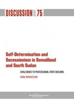 Self-Determination and Secessionism in Somaliland and South Sudan