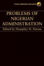 Problems of Nigerian Administration