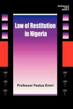 Law of Restitution in Nigeria
