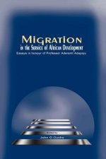 Migration in the Service of African Development
