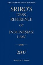 Sriro's Desk Reference of Indonesian Law 2007