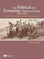 Early Stage of People's Republic of China: 1949-1956