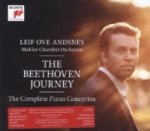 The Beethoven Journey - Piano Concertos Nos.1-5, 3 Audio-CDs