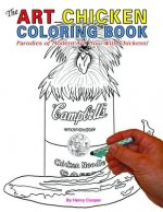 Art Chicken Coloring Book