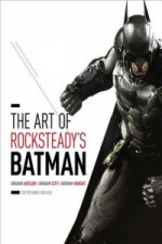 The Art of Rocksteady's Batman