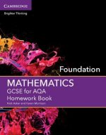 GCSE Mathematics for AQA Foundation Homework Book