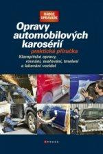 Opravy automobilových karosérií