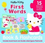 Hello Kitty Jigsaw Flashcards First Words