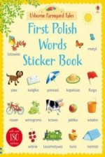 Farmyard Tales First Polish Words Sticker Book