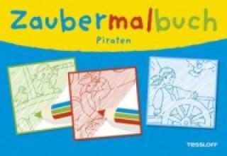 Zaubermalbuch Piraten