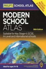 Philip's Modern School Atlas