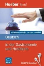 Deutsch in der Gastronomie und Hotellerie - Griechisch, Spanisch, Polnisch, Rumänisch