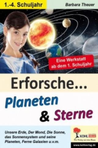 Erforsche Planeten & Sterne