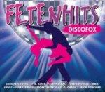 Fetenhits Discofox, 3 Audio-CDs