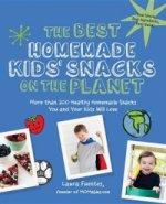 Best Homemade Kids' Snacks on the Planet