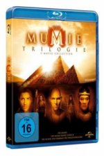 Die Mumie Trilogie, Replenishment, 3 Blu-ray