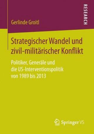 Strategischer Wandel Und Zivil-Militarischer Konflikt