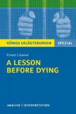 Ernest J. Gaines 'A Lesson Before Dying'