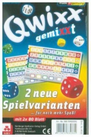 Qwixx gemiXXt Zusatzblöcke (Spiel-Zubehör)