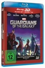 Guardians of the Galaxy 3D, 1 Blu-ray