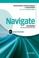 Navigate Intermediate B1+: Coursebook with DVD-ROM and OOSP Pack