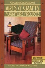 Popular Woodworking's Arts & Crafts Furniture Projects