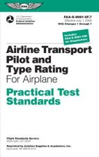 Airline Transport Pilot and Type Rating Practical Test Standards for Airplane