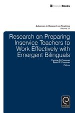 Research on Preparing Inservice Teachers to Work Effectively with Emergent Bilinguals