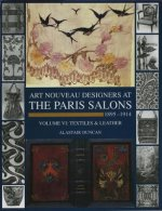 Art Nouveau Designers at the Paris Salons