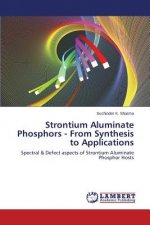 Strontium Aluminate Phosphors - From Synthesis to Applications