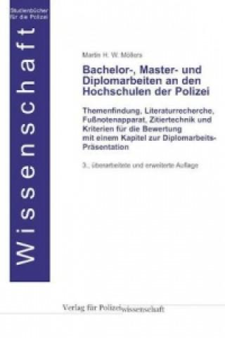 Bachelor-, Master- und Diplomarbeiten an den Hochschulen der Polizei