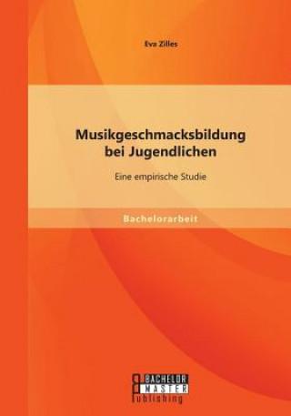 Musikgeschmacksbildung Bei Jugendlichen