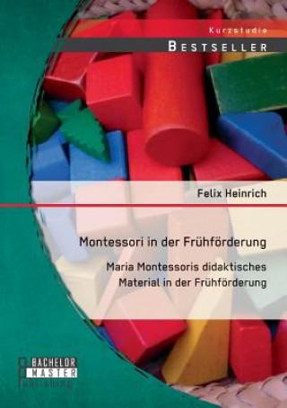 Montessori in Der Fr hf rderung