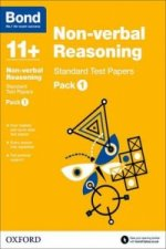 Bond 11+: Non Verbal Reasoning: Standard Test Papers
