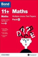 Bond 11+: Maths: Multiple Choice Test Papers